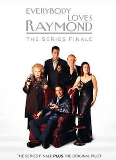 Everybody Loves Raymond: Pitch-perfect funny. One of the best exits ever of a sitcom. Ordinary and seemingly effortless...