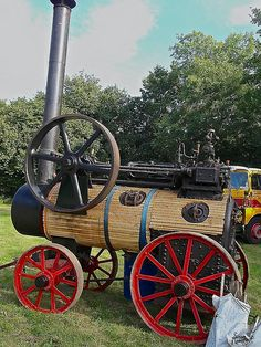 Steam Engine  ===>  https://de.pinterest.com/pin/466052261413363585/  ===>  https://de.pinterest.com/pin/484981453603530676/