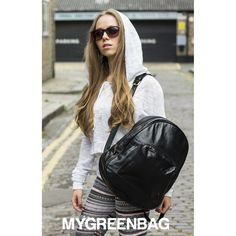 Back in Black! Don't forget our Black Friday Sale today! 30% OFF all My Green Bag items! Type: BLACKOUT at checkout. Happy shopping http://mygreenbag.co.uk/leather-rucksack-and-leather-backpack.php   MGBxx