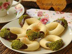 Tatlı Pastane Kurabiyesi Resimli Tarifi - Yemek Tarifleri