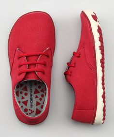 b808af741c45 Super cute Dark Red Ra  Shoe by Vivobarefoot on  zulily Kid Shoes