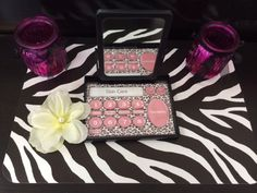 Skin Care Class Party Tray Inserts by DesignsBySandraLLC on Etsy, $10.00