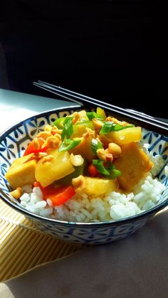 Sweet and Sour Tofu: A quick and delicious vegan meal