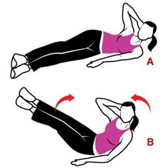 Plank with Glute Squeeze  https://www.womenshealthmag.com/fitness/best-abs-workout
