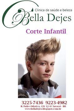 Bella Dejes: Corte infantil para meninas e meninas. Marque seu ...