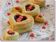 Biscotti al Cocco Cuor di Amarena