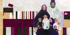 La famiglia di Hamid. La mia famiglia, di Braghin e Nikolova, Bacchilega Junior 2015