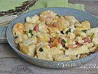 Girelle di sfoglia con patate e mortadella ricetta veloce antipasto aperitivo finger food possiamo servirlo e fare un figurone e si fanno in poco tempo