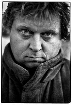 Theo van Gogh (Dutch romance & political/ religious drama director: Blind Date Interview Submission People Photography, White Photography, Theo Van Gogh, Awsome Pictures, Dutch People, Living In Amsterdam, Famous Movies, Black And White Pictures, Film Director