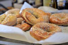 bagels Bagels, Bread, Food, Meal, Essen, Hoods, Breads, Meals, Sandwich Loaf