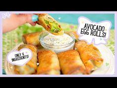 Delicious Avocado Egg Rolls – The Healthier Cheesecake Factory Alternative - DIY & Crafts
