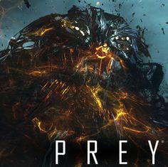 PREY - Apex Alien Character, Andrew Stifter on ArtStation at https://www.artstation.com/artwork/8aoym