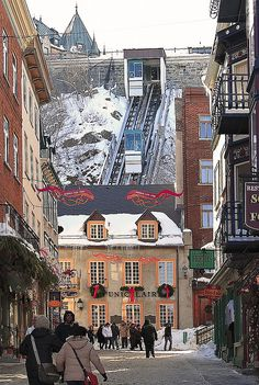 Old Quebec ... I LOVE this place!!!!!