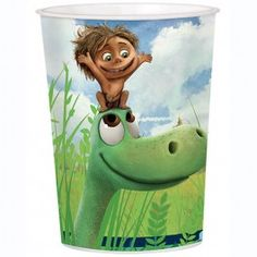 Good Dinosaur Party Supplies, Good Dinosaur Favor Cups, Tableware