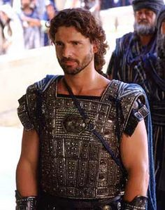 Eric Bana as Prince Hector of Troy ♥ Troy Movie, Beautiful Men, Beautiful People, The Legend Of Heroes, Trojan War, Movie Characters, Attractive Men, My Guy, Troy
