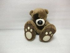 Bigfoot Teddy Bear cute soft toy by Carte Blanche...A 15