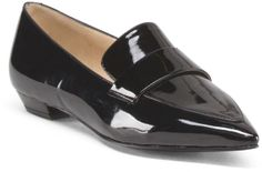 Pointy Loafer Small Heel Shoes, Toe Shoes, Short Heels, Tj Maxx, Womens Flats, Moccasins, Loafers, Stylish, Polyvore