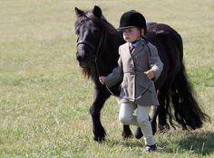 The Parent Of This Child Is Already In The 'Pony Trap'…