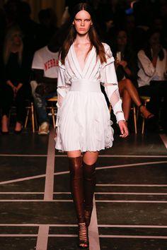#Givenchy #2015 #Fashion #Show #ss2015 #pfw #Paris #Fashionweek #Style via @Style.com