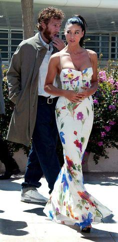 Monica Bellucci Becomes the Newest Bond Girl New Bond Girl, Bond Girls, Italian Women, Italian Beauty, Most Beautiful Women, Beautiful People, Italian Actress, Dolce E Gabbana, Inspiration Mode
