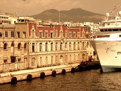 Thessaloniki, port Crete Greece, Athens Greece, Thessaloniki, Greek Island Holidays, Greece Travel, Greece Trip, Travel Europe, Greek Beauty, Greece Holiday