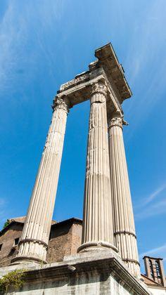 Tempio di Apollo - Roma