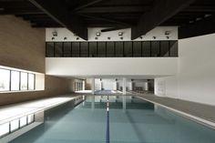 SUPREME SPORT VILLAGE  TYPE:SPORT CLUB  LOCATION:VIALE GIORGIO MORANDI, ROME, ITALY  PROGRAM:1700 m² SPORT+ 300 m² COMMERCIAL  DESIGN:2009  BUILDING