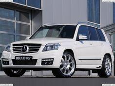 Brabus Mercedes-Benz GLK-Class (2008)