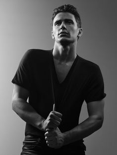 James Franco photographed by Mark Abrahams, 2008