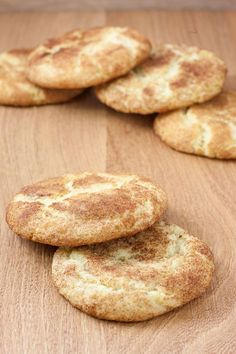 Classic Dessert Recipe: Snickerdoodle Cookies - 12 Tomatoes.  Mmmmm. What would happen if I added chocolate chips or nutella? :)