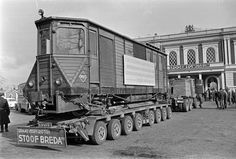 UTRECHT-SPOORWEGMUSEUM-LOCOMOTIEF Utrecht, Rotterdam, Diorama, Railway Museum, Light Rail, Classic Trucks, Model Trains, Continents, Transportation