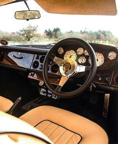 Reader Martin Roberts had an eclectic wishlist, so we couldn't wait to hear his reaction when we put him in a. Bristol Fashion, Bristol Cars, Automobile, Grand Luxe, Custom Car Interior, Cars Uk, Car Detailing, Driving Test, Exotic Cars