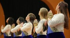 Goshen Varsity Winter Guard 2016