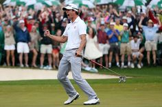 Adam Scott wins the Masters with amazing 18th, dramatic playoff. Congrats to Adam Scott, long over due for an Australian to win the Masters! Made some great shots in the playoff. 2013 Masters Champion and first major for Adam.