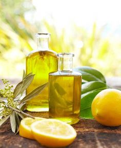 Lemon Oil Duster - eco friendly; and other eco friendly cleaners for your home.