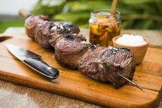 Tips fra kokken: hvordan grille forskjellige typer grillmat? Sliders, Steak, Tips, Food, Grill Party, Crickets, Meal, Essen, Steaks