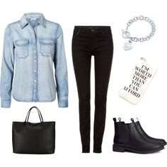 """""""Untitled #19"""" by miasaramaria on Polyvore"""