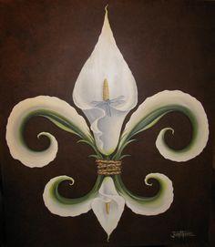 Flower of New Orleans