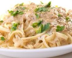 Pâtes au thon rapide (facile) - Une recette CuisineAZ