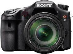 (CLICK IMAGE TWICE FOR PRICING AND INFO:) #slrlenses #slraccessories #photography #cameralenses #camera #slrcamera #camera #digitalslrcameras #electronics Sony A77VM 24.3 MP Translucent Mirror Digital SLR With 18-135mm Lens  - See More Digital SLR Cameras at http://www.zbuys.com/level.php?node=5903=digital-slr-cameras