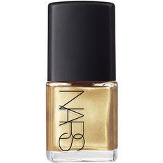 Nars Nail Polish in Milos Rich Gold