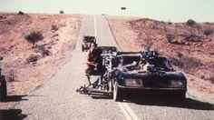 Mad Max 2 Car Camera Rig