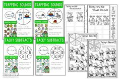 Tacky the Penguin Activities and Lesson Ideas with a Free File. This read aloud is SO FUN! See examples of kindergarten and first-grade responses for the reading comprehension strategies: Prediction, Retelling, Inferring, Comparing, and Opinion Writing. Download the lesson plan template and add your own ideas!