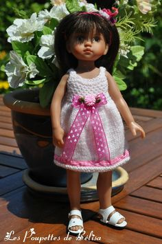 Ma seconde petite robe Élizéenne...