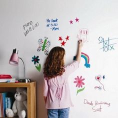 SHARE & Get it FREE | DIY Wall Stickers Removable Washable White Board DecalsFor Fashion Lovers only:80,000+ Items·FREE SHIPPING Join Dresslily: Get YOUR $50 NOW!