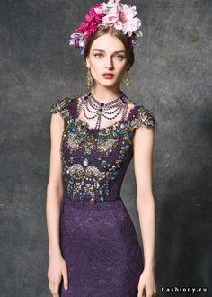 Dolce & Gabbana Осень-Зима 2016-2017 (Lookbook) Часть 2