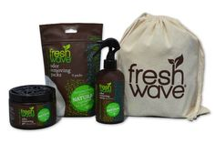 Review: Fresh Wave Odor Eliminators