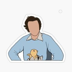 Tumblr Stickers, Cool Stickers, Printable Stickers, Laptop Stickers, Arte One Direction, One Direction Drawings, One Direction Cartoons, Desenhos One Direction, Desenho Harry Styles