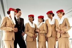 Emirates seleciona comissários de bordo em Lisboa, Porto e São Paulo
