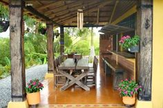 casas de campo sencillas y frescas al aire libre - Buscar con Google